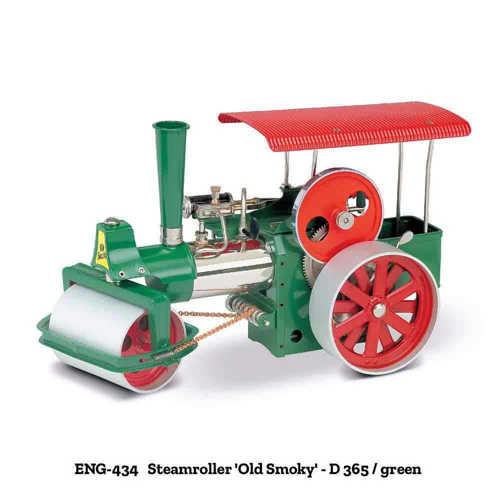 Wilesco Steamrollers