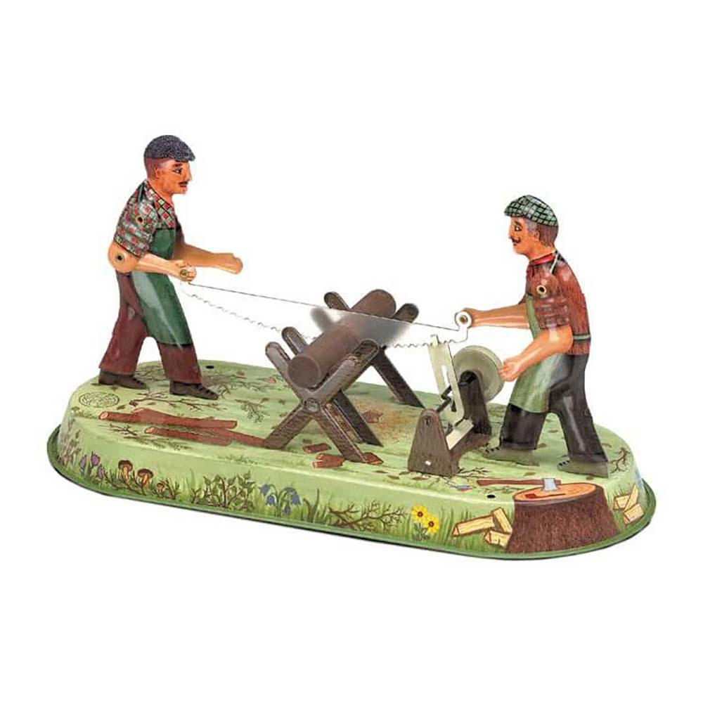Wilesco M 87 - Forestworkers