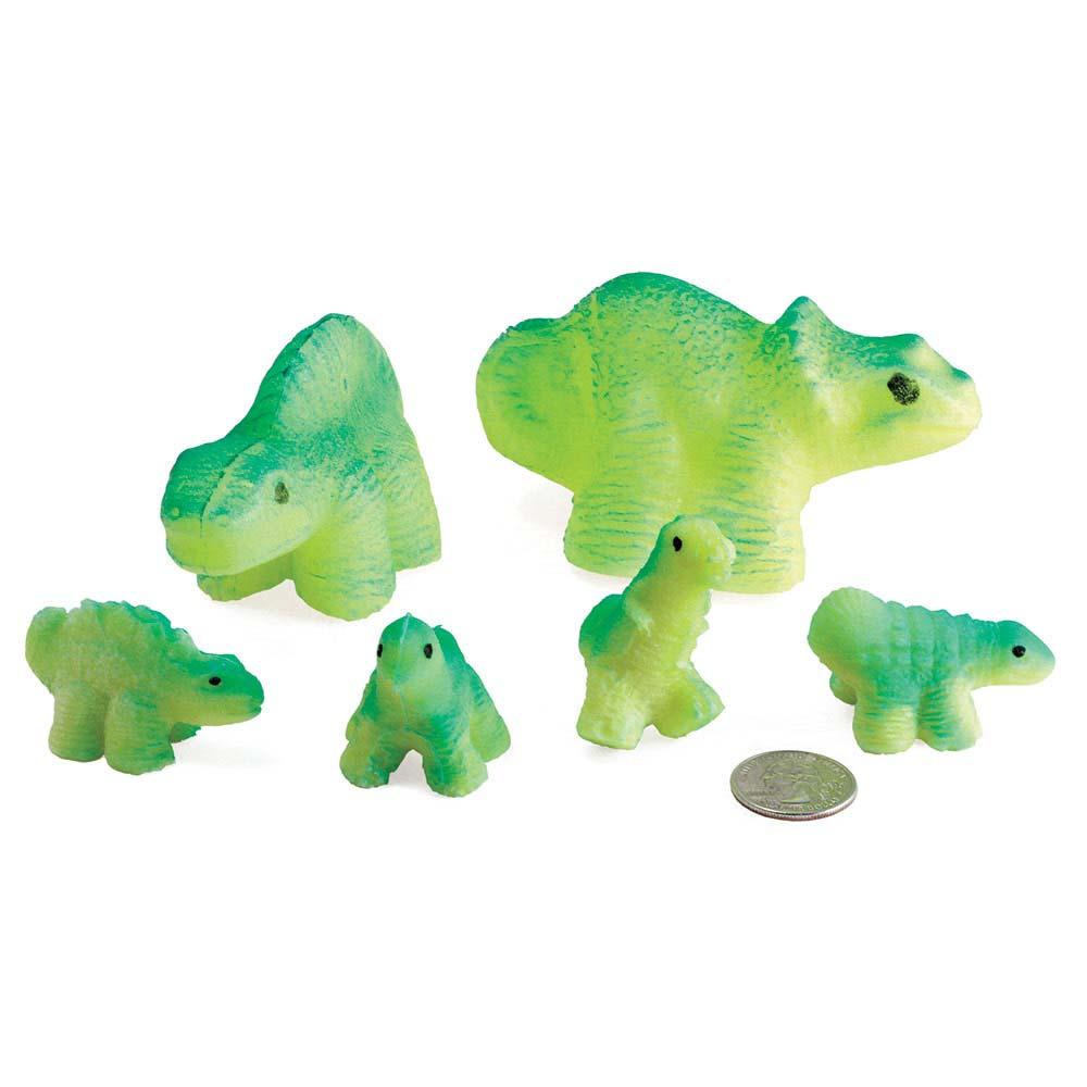 Large Gro-Beast Dinosaurs (Set of 6)