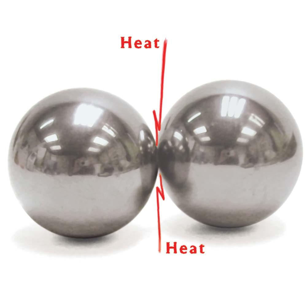 Smashing! Steel Sphere Demo Kit