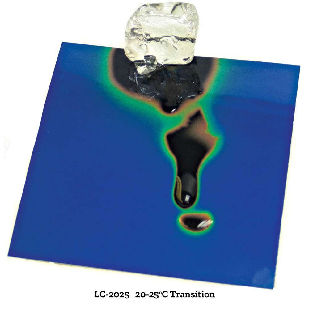 Liquid Crystal Sheets (4x4 inch)