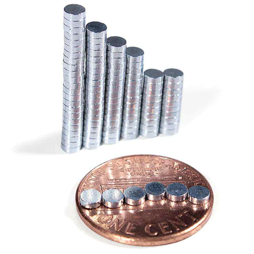 Micro Magnets (100/pkg.)