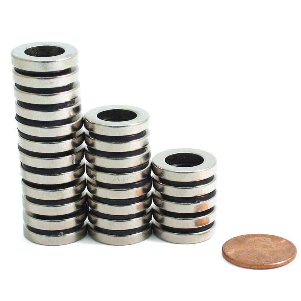25 Pack of Neodymium Magnets