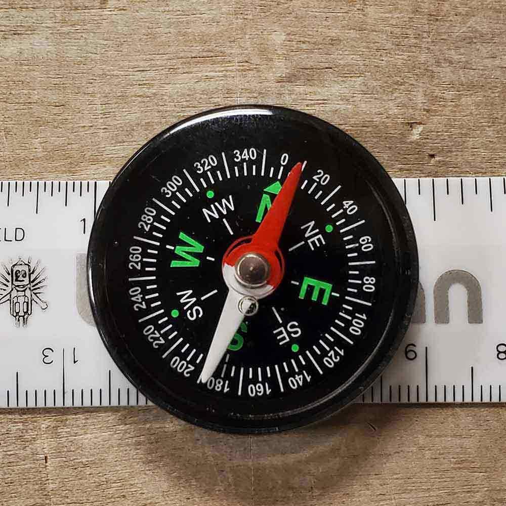 Liquid-Filled Compass