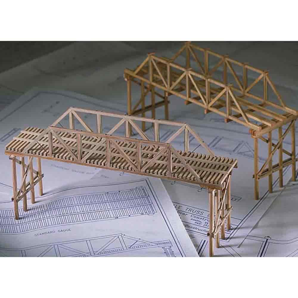 Balsa Bridge Building Kit