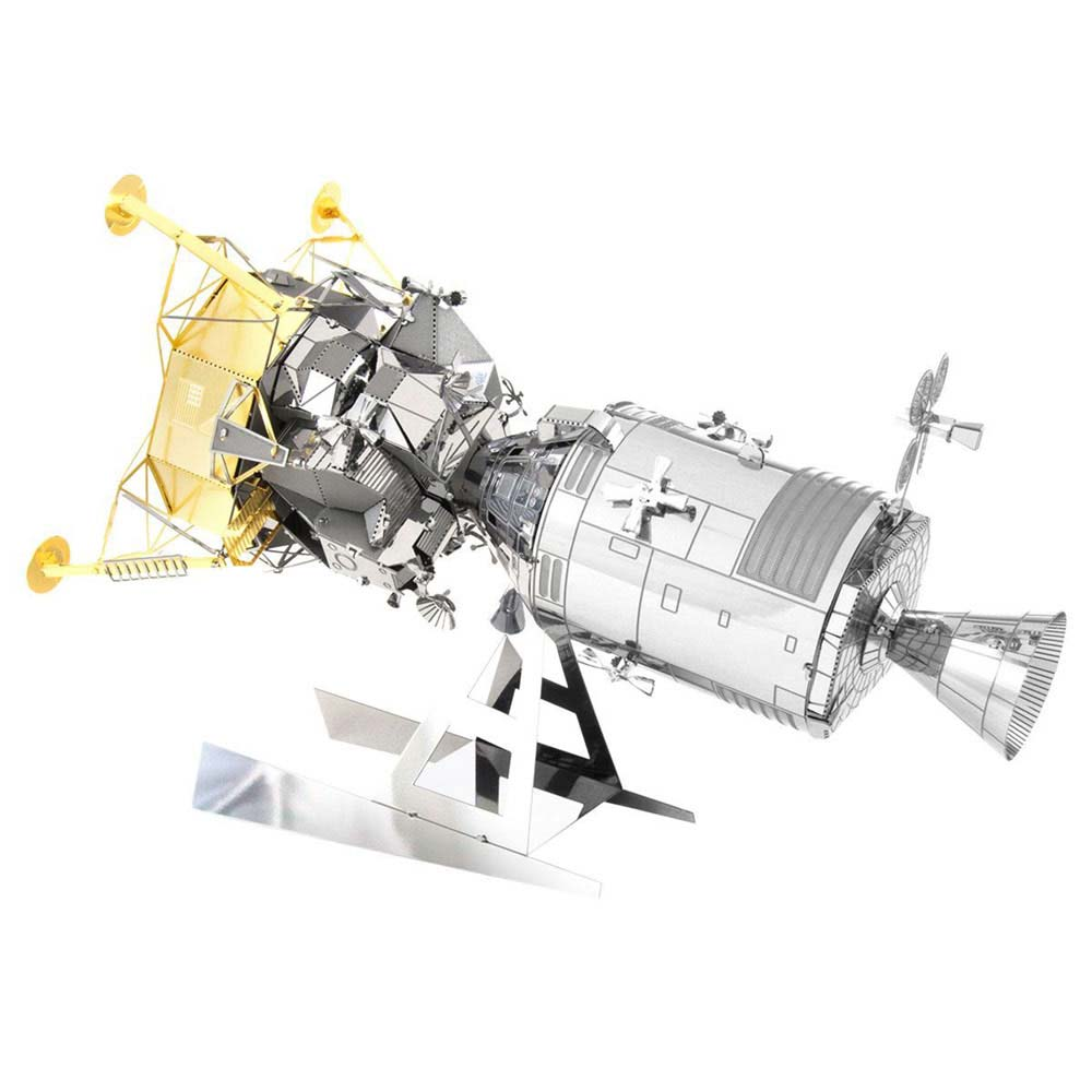 Apollo 11 CSM with LM Model