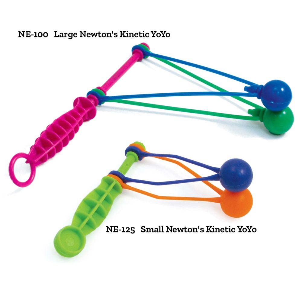 Newton's Kinetic YoYo
