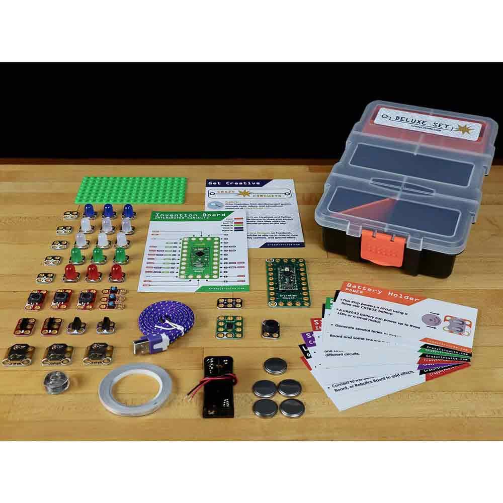Crazy Circuits Deluxe Kit