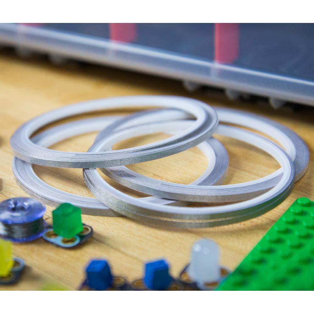 1/4 inch Nylon Conductive Tape (20 meters)