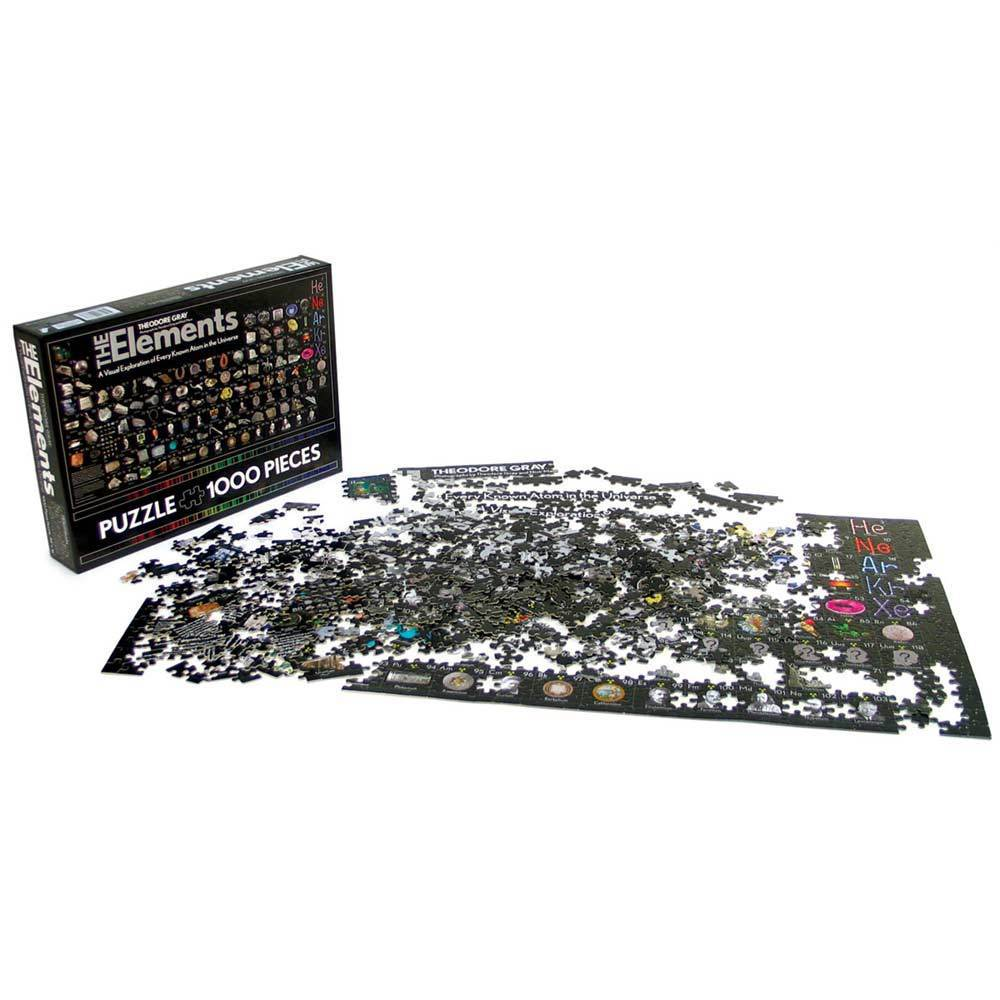 elements puzzle 1000 pieces