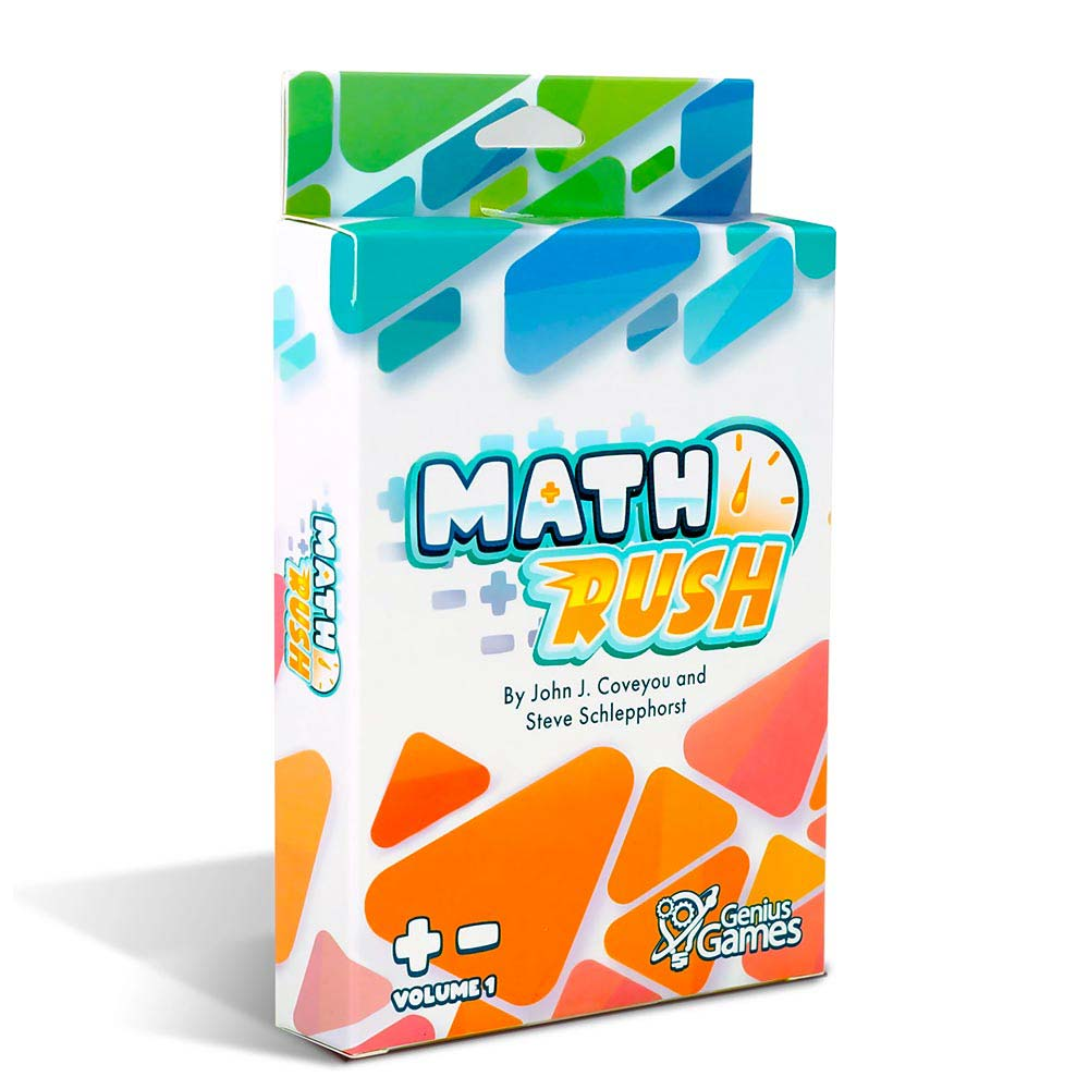 Math Rush: Addition and Subtraction