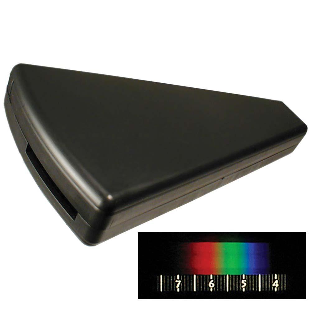 Hand-Held Spectroscope