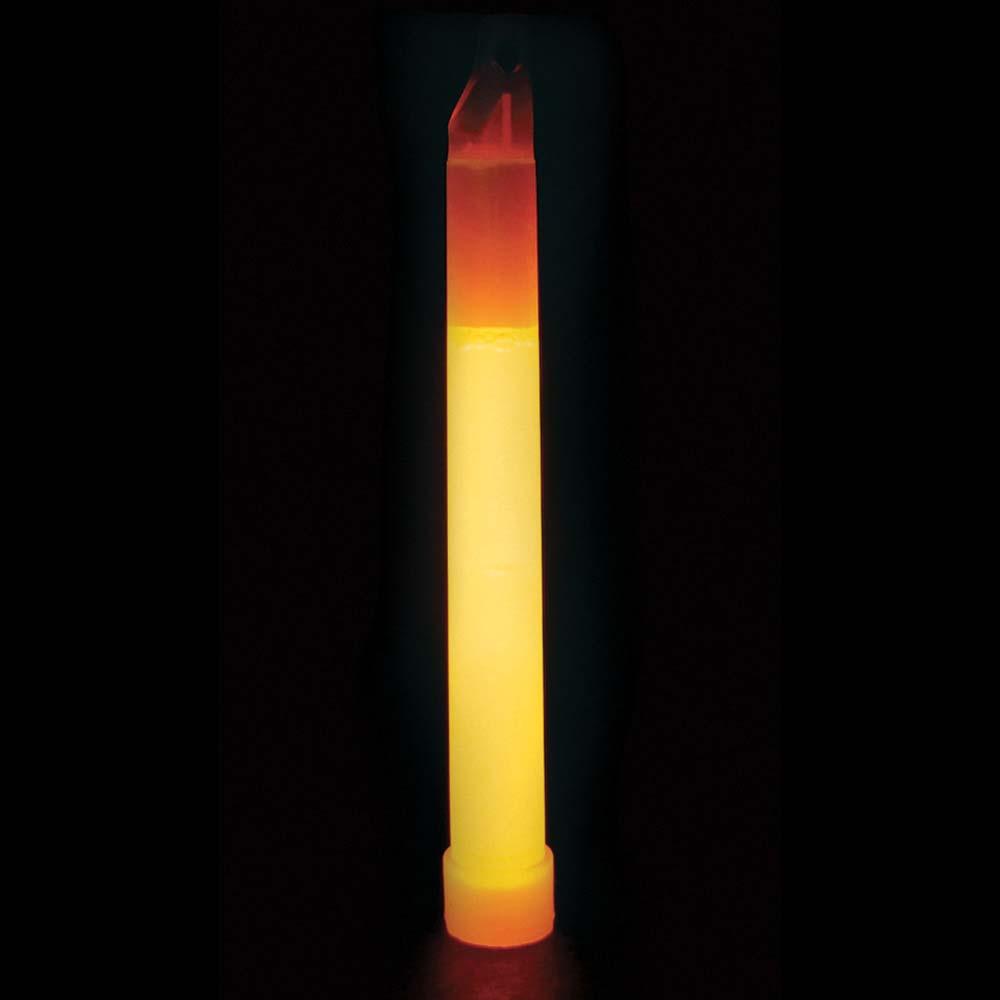 Ultra Hi-Intensity, 5-Minute Orange Light Stick