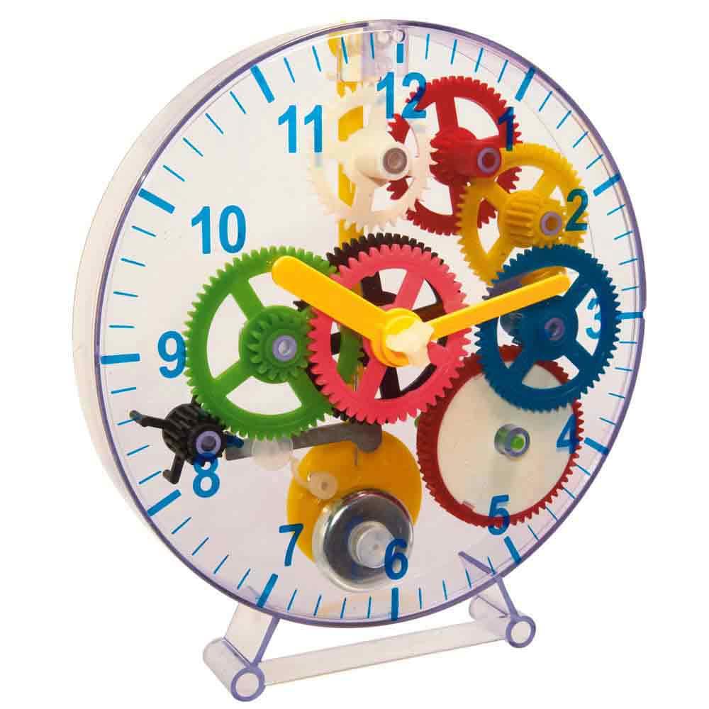 Construct-A-Clock