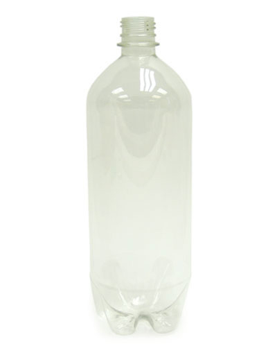 Image result for 1 liter clear soda bottle