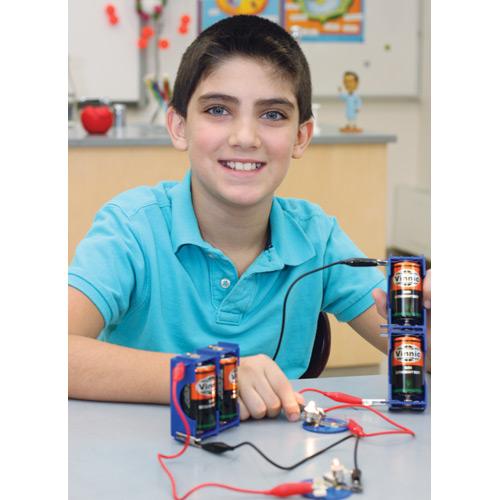 Electricity & Magnetism - Light Bulb Experiment Kit