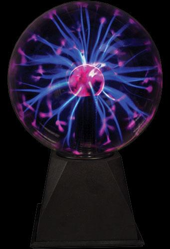 Electricity & Magnetism - Plasma Globes