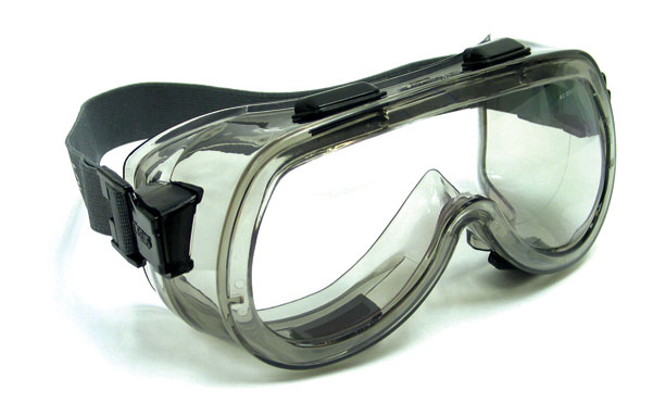 lab equipment and safety deluxe crews goggles