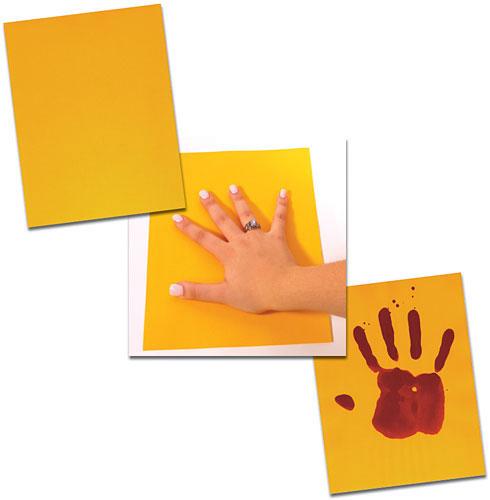 goldenrod paper 100 sheets of goldenrod color changing paper