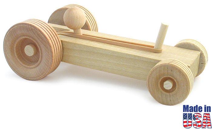 Energy - Wooden Car Kit