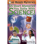 one minute mysteries: 65 short mysteries you solve with science