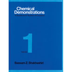 chemical demonstrations volumes 1-5 Volume 1