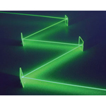 green continuous beam laser Second Set
