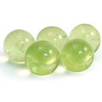 fluorescent marbles package of 5 Second Set