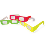 prism glasses double axis pkg of 10