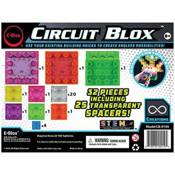 e-Blox Circuit Blox Lights Starter