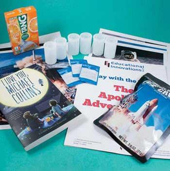 The Apollo 11 Adventure Kit