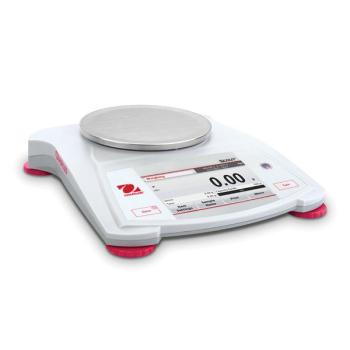 OHAUS Scout® STX Touchscreen Balances (Medium Pan) - OHAUS Scout® STX Balance (OHAUS #STX222)