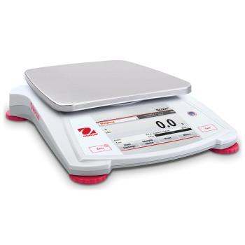 OHAUS Scout® STX Touchscreen Balances (Large Pan) - OHAUS Scout® STX Balance (OHAUS #STX1202)
