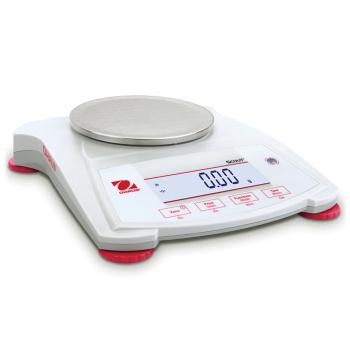 OHAUS Scout® SPX Balances (Medium Pan) - OHAUS Scout® SPX Balance (OHAUS #SPX222)