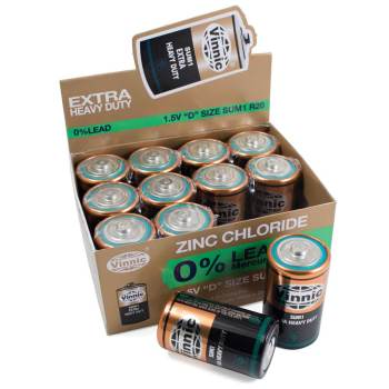 D Batteries - pack of 24