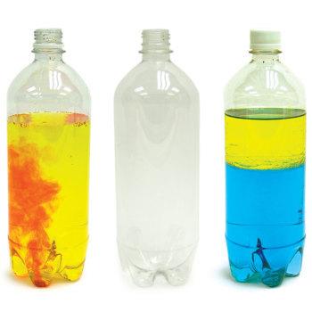 1-Liter Bottles & Caps - Dozen 1-Liter Bottles & Caps