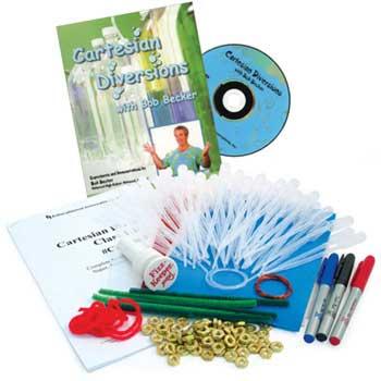 Cartesian Diversions Class Kit Plus DVD