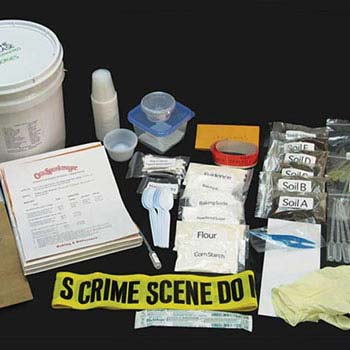 Case Of The Kidnapped Cookies: A Crime Scenario - Case Of The Kidnapped Cookies Kit