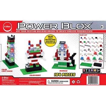 e-Blox Power Blox Builds Deluxe Set