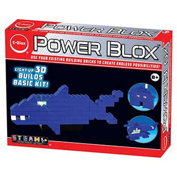 e-Blox Power Blox Builds 4-in-1
