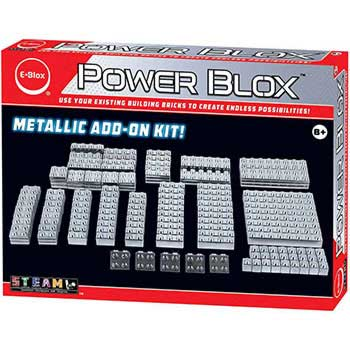 e-Blox Power Blox Metallic add-on Set
