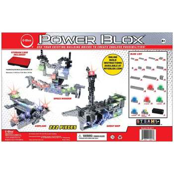 e-Blox Power Blox Pro Set