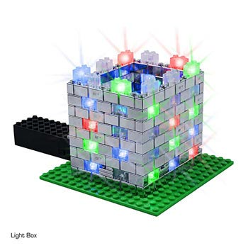 e-Blox Power Blox Flashing Frenzy Set