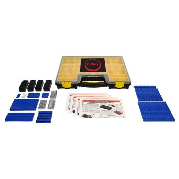 e-Blox Power Blox Builder 184 Classroom Set