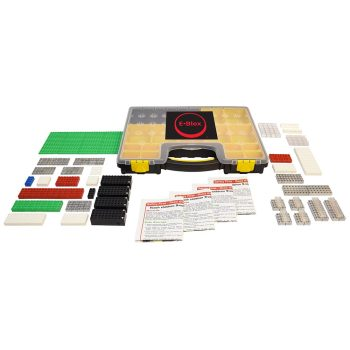 e-Blox Power Blox Builder 416 Classroom Set
