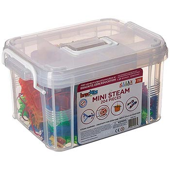 Brackitz 204 Piece Mini STEAM Center