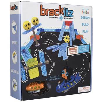 Brackitz 47 Piece Bugz Playpark Set