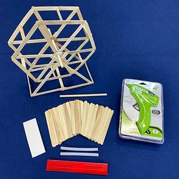 DIY Ferris Wheel STEM Kit - DIY Ferris Wheel STEM Kit