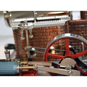 Wilesco D10 Steam Engine Anniversary Edition - 100 Years