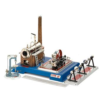 Wilesco D16 Steam Engine